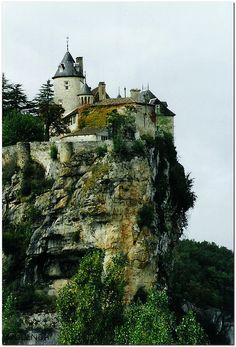Chateau de Belcastel, France