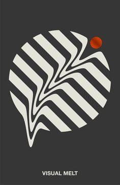 ViSUAL MELT - The Art + Design of Bryan Hill in Los Angeles California