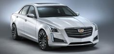 2015 Cadillac CTS Midnight Edition