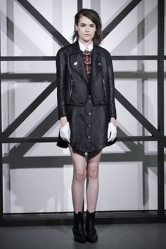 Tanya Taylor Fall Winter Ready To Wear 2013 New York