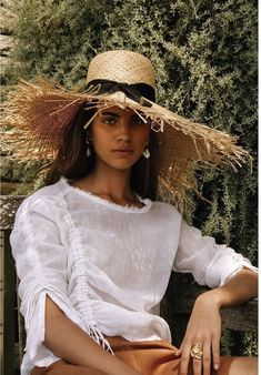 The Crawford Fray Sunhat is crafted from raffia straw and features contrast grosgrain that's knotted at the back. With a frayed edge and structured, tall crown, it's the perfect staple for summer. The adjustable drawstring inside can be used for a customised fit. Wheat Straw, Boater, Beach Dresses, Sun Hats, Grosgrain, Panama Hat, Classic, Gemini, Contrast