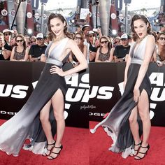 Gal Gadot at the premiere of Fast & Furious 6 (2013) at Universal CityWalk.