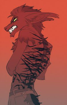 GORETOBER 1. Excessive Gashes/Lacerations by LiLaiRa on DeviantArt