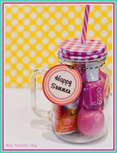 diy teacher gift tickled pink teacher appreciation thank you ideas pinterest pink gifts. Black Bedroom Furniture Sets. Home Design Ideas