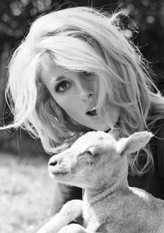 Sharon Tate -  From the set of Eye Of The Devil in 1965