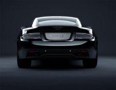 Aston Martin DB9 Carbon Black Edtion _