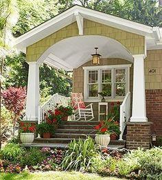 Front porch make-it-home