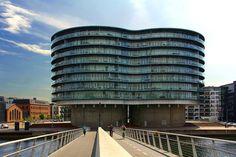 Frøsilos Gemini Residence    designed by MVRDV. Copenhagen