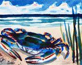 "NEW TREASURY:  ""Blue Crab"""