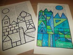 Paul Klee-Projekt