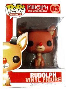 Funko Rudolph POP http://popvinyl.net #funko #funkopop #popvinyls