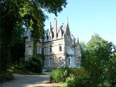UPPER NORMANDY - CHATEAU 1870 for sale
