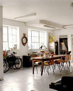 Office dining room