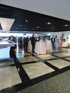 UPMC Club / 6-27-15 / Cocktail Hour & Reception / Blush, Cream, & White