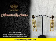 Dressing Up These Days Can Be Possible Without Makeup But Not Without Women Accessories . And When It Comes To Accessories , Amoris By Shikha Is The Most Elegant Choice You Could Ever Make.  To Place Your Order Contact: Call: +1 6479945801 Email: info@amorisbyshikha.com  web: http://amorisbyshikha.com/ #Tryourearrings #Wesellthebest