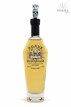 ✯ Agave Underground Tequila Reposado ✯