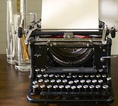 Click LIKE if you know what this is :)  #vintage #typewritter #nostalgia