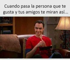 31 Ideas for humor grafico chistes memes Funny Spanish Memes, Funny Jokes, Mexican Memes, Crush Memes, New Memes, Memes Humor, Relationship Memes, Big Bang Theory, Funny Images