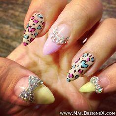 sexy mix 022 nail art