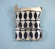 REDUCEDRARE Paco Rabanne 1960s Metal Discs Bag by VintagEnMode, $370.00