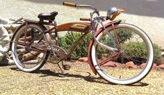 Image result for Rat Rod Beach Cruiser Bicycles
