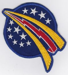 USAF Patch US Air Force 48th Fighter Interceptor Squadron . ADC. F 106, Langley AFB Va.