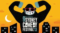 comedy festival - Google Search Comedy Festival, Mickey Mouse, Disney Characters, Fictional Characters, Movie Posters, Ideas Para, Festivals, Design Ideas, Packaging