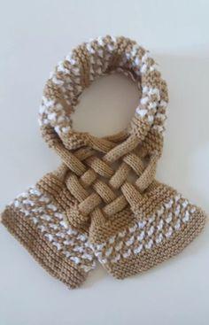 cachecol - lã - feminino - tricô - crochê - feito a mão c:1c