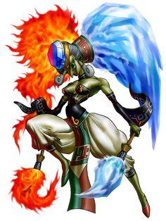 Twinrova - The Legend of Zelda: Ocarina of Time 3D