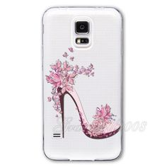 Soft-Silica-Gel-Transparent-Printed-Cover-Case-For-Samsung-Galaxy-S6-Edge-Note5