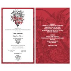 Konsep Undangan Pernikahan Indonesia – Jos Wedding Invitation