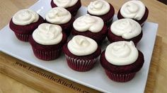 Laura in the Kitchen is an interactive cooking show starring Laura Vitale! In this episode, Laura will show you how to make Red Velvet Cupcakes. New recipes are posted all the time, so be sure to subscribe to her YouTube channel and check out all of her other recipes!