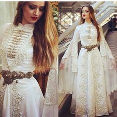 #ossetia Viking Wedding, Folk Costume, Costumes, Medieval Clothing, Fantasy Dress, Mode Hijab, Costume Design, Pretty Outfits, Beautiful Dresses