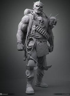 Warhammer - Enforcer   Pierre-Olivier Levesque
