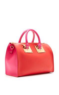 73eec379af25 Holmes Bowling Bag sophie hulme via bmodish Travel Bag Luggage