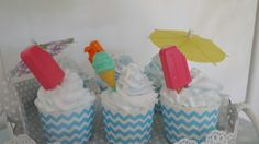 Seaside surprise Coconut and shea butter bathbombs