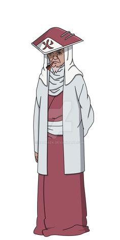 Sarutobi Hiruzen (Kage Outfit) by fadbaek Anime Naruto, Naruto Girls, Otaku Anime, Kakashi Hokage, Naruto Y Boruto, Boruto Next Generation, I Ninja, Naruto Pictures, Comic Panels