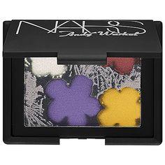 #NARS Flowers Eyeshadow Palette in Flowers 1 - $55 #Sephora #AndyWarhol