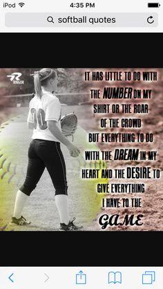 f95ec4ac91e9e 29 Best Softball quotes images