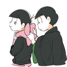 「忍者松」/「花✿」の漫画 [pixiv]