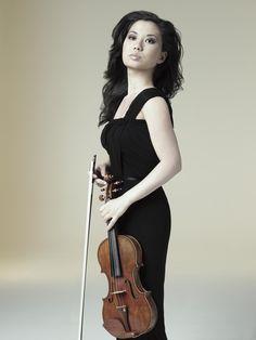 Sarah Chang è una violinista statunitense