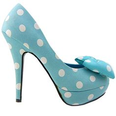 Show Story Light Blue Two Tone Spot Polka Dots Bow Stilet...  https://www.amazon.com/gp/product/B00DCY1L2M/ref=as_li_qf_sp_asin_il_tl?ie=UTF8&tag=rockaclothsto-20&camp=1789&creative=9325&linkCode=as2&creativeASIN=B00DCY1L2M&linkId=be699388003228cb0d60236e60dfa349