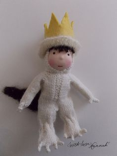 A Lit'l Bit Max - Where the Wild Things Are by With Love, Hannah, via Flickr ~ such a cutie!