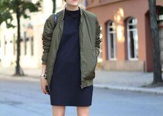 #Streetstyleinspiration - Khaki