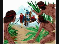 Cristóbal Colón - Para enseñar historia- SALSA por Oscar de Leon!!!