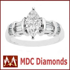 Engagement Ring - Marquise want!!