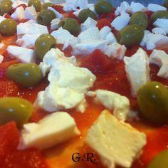 Un mito insormontabile: la pizza! #pizza