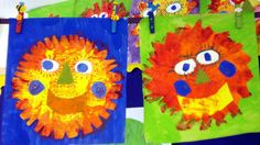 ART ACTIVITY: Mexican suns project! Maybe around Cinco de Mayo?