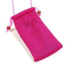 Cosmos Hot Pink Fashionable Grid Breathable case bag pouch/ Neck Strap for Cellphone / Digital Camera /MP3/MP4/ iphone 4 4s 3 3Gs HTC one X LG MOTOROLA + Cosmos cable tie:   Hot Pink Fashionable Grid Breathable case bag pouch/ Neck Strap for Cellphone / Digital Camera /MP3/MP4/ iphone 4 4s 3 3Gs HTC one X LG MOTOROLA + Cosmos cable tie