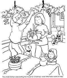 dover christmas coloring pages | Dover Publications. You can browse our complete catalog of over ...